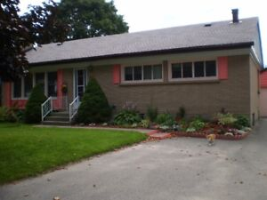 Quiet, 1 bedroom furnished  basement apartment near PRHC