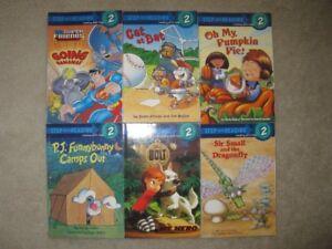Kids Reading Level 2 Books