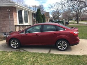 2013 Ford Focus Titanium Sedan