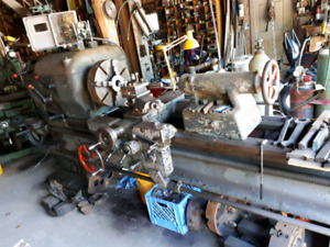 METAL LATHE – For Sale