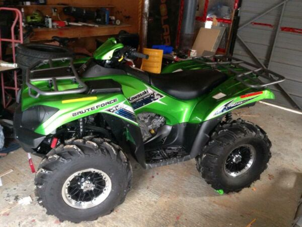 Used 2013 Kawasaki Brute Force 750se