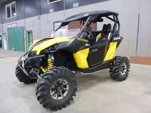 GET READY TO PLACE YOUR BID! 2013 CAN-AM MAVERICK
