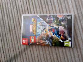 Lego marvel super heroes 2 nintendo switch game £30