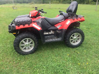 MINT 2011 POLARIS 850 XP TOURING EDITION (FINANCING AVAILABLE)