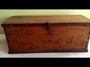 Pine Chest for Sale