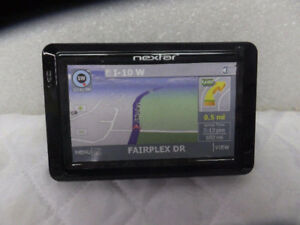 "Nextar 43NT 4.3"" Touchscreen Portable GPS Navigation System w/US"