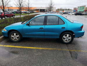 2000 Chevrolet Cavalier **LOW KMS**