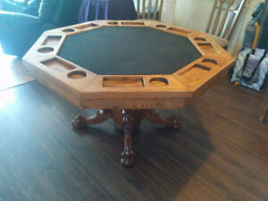 Poker Table / Dining Room Table