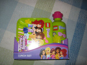 New Lego Friends Lunckkit... container and water bottle St. John's Newfoundland image 1