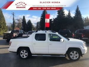 2012 Honda Ridgeline Touring  - Navigation -  Sunroof