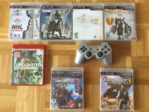 Pour Ps3:Ni No Kuni - Uncharted - Manette - NHL Legacy