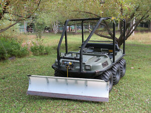1998 Argo 6x6 w/ Snow Blade and ROPS