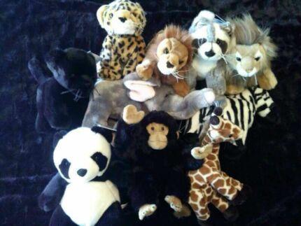 Plush Pal Zoo Animal plush toys (brand new) South Morang Whittlesea Area Preview