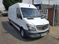 Mercedes-Benz Sprinter 2.1TD 313CDI LWB FULL MOT 2013