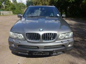 BMW X5 3.0d auto 2005 Sport / £12k Extras / Pan Roof / SAT NAV / Steps / Xenons