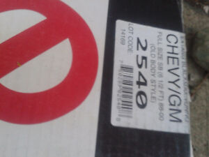 TRUCK BED COVER (6.5 FT GM BOX) 88 TO 99, CALL #226 344 5107