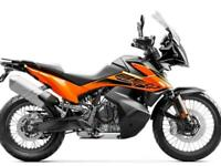 KTM 890 Adventure - Dualsport adventure trail bike Brand New for 2021