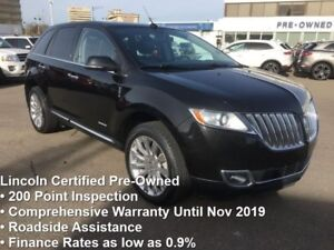 "2013 Lincoln MKX   Limited Edition, Nav, Vista Roof, 20"" Wheels"