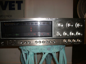 KENWOOD KR-9340 TWO - FOUR CHANNEL RECIEVER