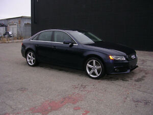 2010 Audi a4 QUATTRO- AWD- LOW KM'S- WE FINANCE