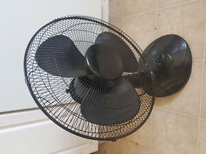 Table fan ( Purchased recently)