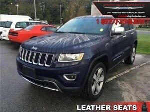 2016 Jeep Grand Cherokee Limited   - Low Mileage