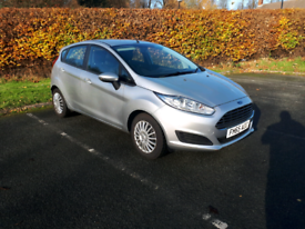 2015 65 Ford Fiesta Style 1.5 TDCI £0 Road Tax Not Corsa Focus Astra