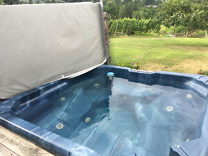 Crystal Waters 5 Person Hot Tub