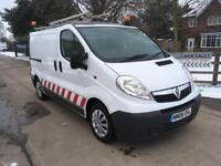 Vauxhall Vivaro / Renault Trafic / Nissan Primastar 2.0 CDTI Van.****NO VAT****