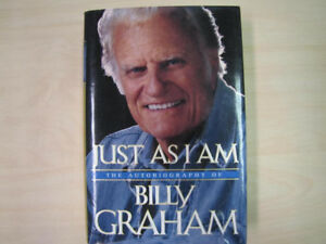 THE AUTOBIOGRAPHY of BILLY GRAHAM