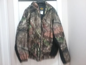 MENS YUKON GEAR HOODED JACKET NEW WITH TAGS SIZE XXL
