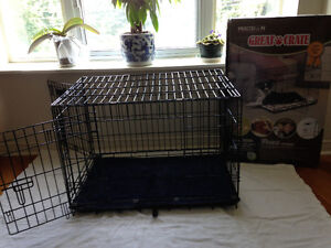 Brand new pet crate - 30 x 18 x 21 inches