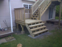 Decks/Sheds/Fences