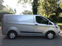 2021 Ford Transit Custom 2.0 EcoBlue 130ps Low Roof Trend Van PANEL VAN Diesel M