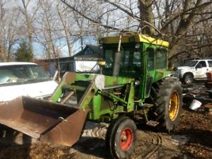 2130 john deere loader tractor