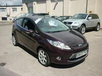 2009 Ford Fiesta 1.6TDCi Zetec Finance Available
