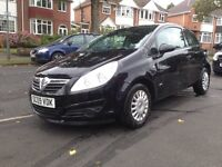 2009 VAUXHALL CORSA 1.3 CDTI LONG MOT AND CHEAP TAX BARGAIN!!!!!BARGAIN!!!!!