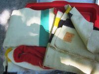 Hudson Bay Blanket, Eatons Trapper Blanket