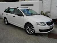 Skoda Octavia 1.6TDI ( 110ps ) S estate 2016MY 16reg