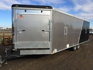 Factory Outlet Trailer - 2014