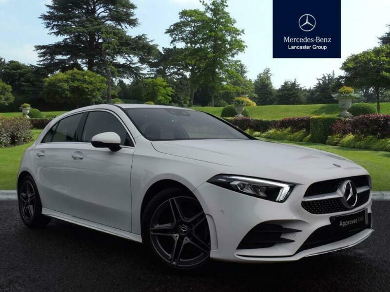 2018 Mercedes Benz A Class A200 Amg Line Premium 5dr Auto Petrol White Automatic In Chelmsford Essex Gumtree