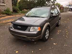 2006 FORD FREESTYLE *** BODY & MECHANIC CLEAN 6 PASSAGERS ***