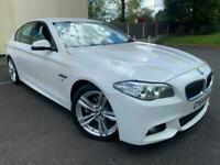 BMW 520D M Sport 188 Automatic FSH WARRANTY WHEELS REFURBED 07375 999850