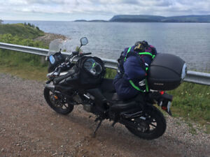 2017 Vstrom 650 for ale (maybe trade)