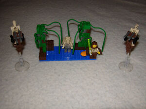 Lego Star Wars 7121 Naboo Swamp Complete