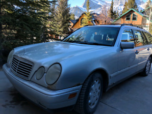 1999 Mercedes E320 Wagon - fast, fun, economical
