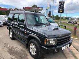2004 04 Land Rover Discovery 2.5Td5 ( 7st ) Pursuit ** ONLY 92000 MILES **