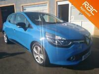 2014 Renault Clio 0.9 DYNAMIQUE MEDIANAV ENERGY TCE S/S 5d 90 BHP Hatchback Petr