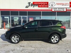 2013 Toyota RAV4 XLE  - Sunroof -  Bluetooth - $148.84 B/W