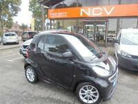 2012 SMART FORTWO COUPE Passion mhd 2dr Softouch Auto [2010]